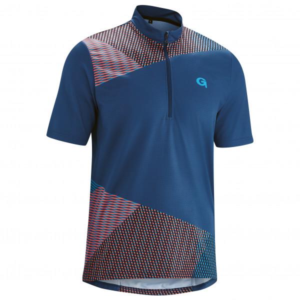 Endura - Mt500 Kali T-shirt Ltd Langarm - Cycling Jersey Size S  Black/blue