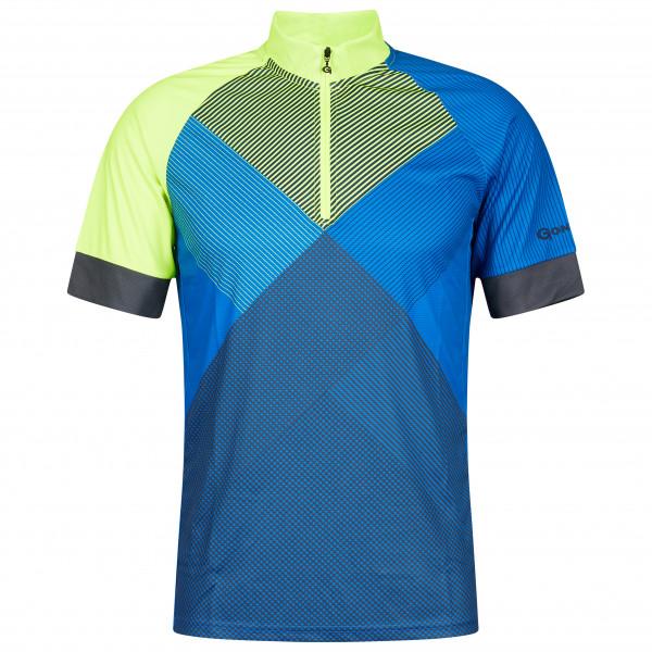 Gonso - Jona - Cycling Jersey Size L  Blue/green