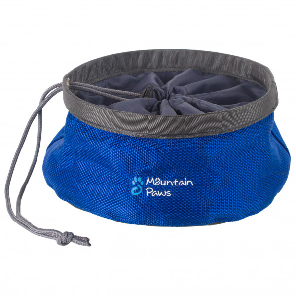 Mountain Paws - Dog Food Bowl - Hundezubehör Gr S blau 81011