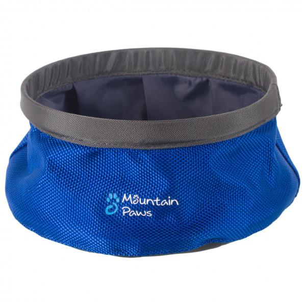 Mountain Paws - Dog Water Bowl - Hundezubehör Gr S blau 81201