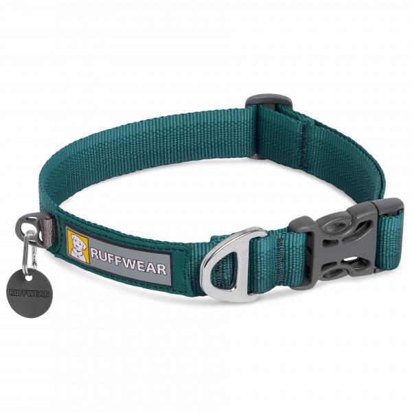 Ruffwear - Front Range Collar - Dog Collar Size 11-14  Tumalo Teal
