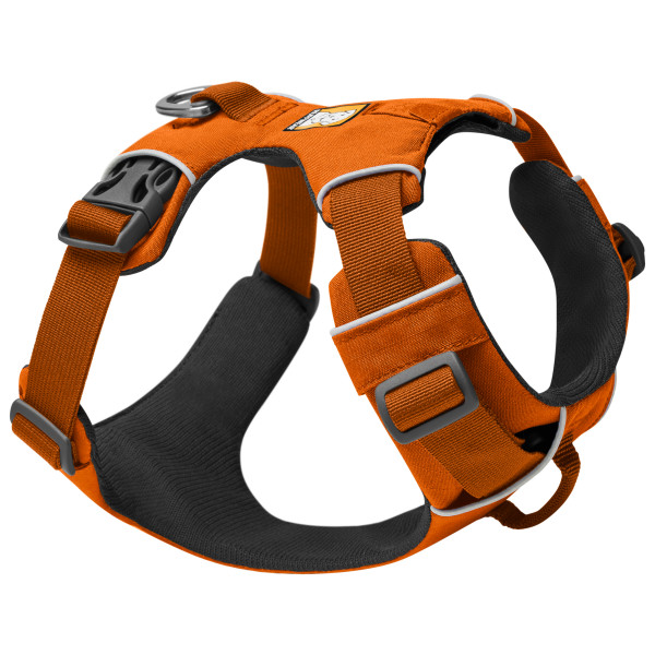 Ruffwear - Front Range Harness - Dog Harness Size L/xl  Orange