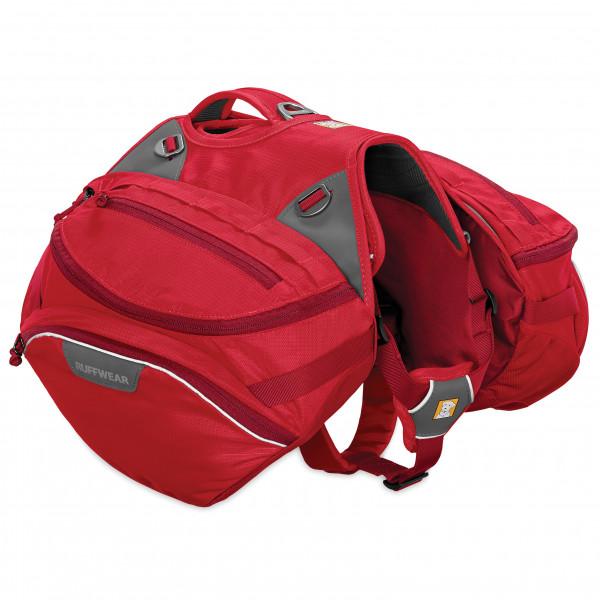 Ruffwear - Palisades Pack - Hundegeschirr Gr S rot 50202-615S