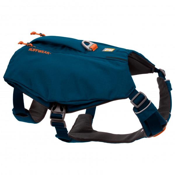 Ruffwear - Switchbak Harness - Hundegeschirr Gr M blau 3035-460M