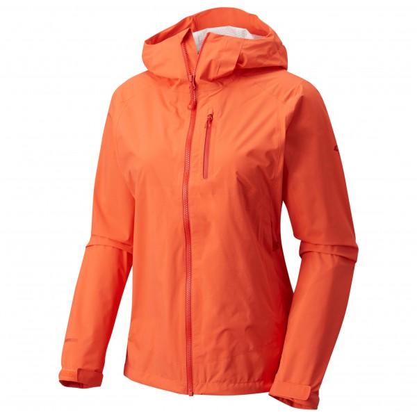 Mountain Hardwear - Women's ThunderShadow Jacket Gr XS rot/orange