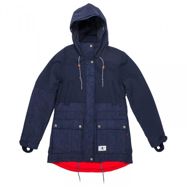 Holden - Women´s Shelter Jacket Mantel Gr XS blau/schwarz Sale Angebote