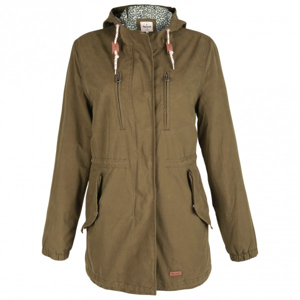 Groß Döbbern Angebote Alprausch - Women´s Gwaggel Frida Jacket Mantel Gr L braun