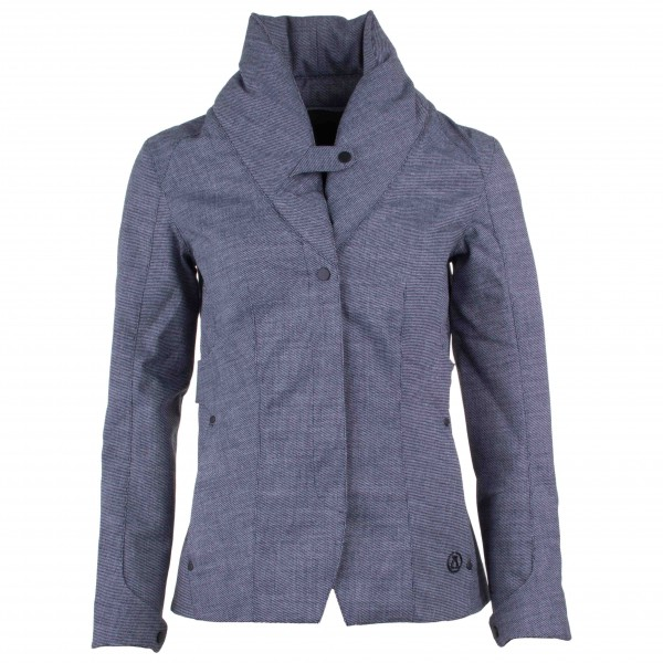 Haidemühl Angebote Alchemy Equipment - Women´s Technical Tweed Jacket Gr M grau