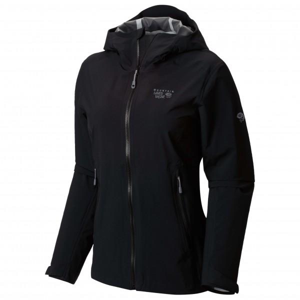Mountain Hardwear - Women's Stretch Ozonic Jacket Gr XS schwarz