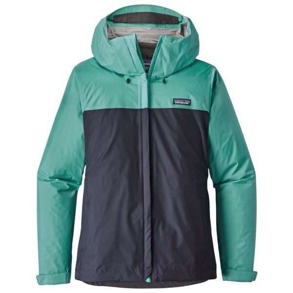 Patagonia - Women´s Torrentshell Jacket Hardshelljacke Gr L;M;XS schwarz;rosa/lila/rot;türkis;schwarz/lila/grau/rosa