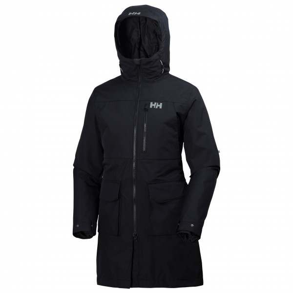 Helly Hansen - Women´s Rigging Coat Mantel Gr XS schwarz Sale Angebote