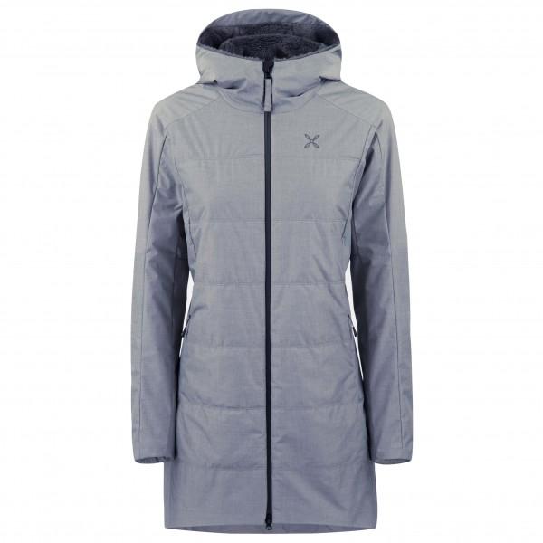 Montura - Badia Long Jacket Woman - Mantel Gr M grau