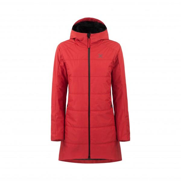 Montura - Badia Long Jacket Woman Mantel Gr L;M;XS grau;grau/schwarz