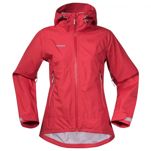 Bergans - Letto Lady Jacket Hardshelljacke Gr S;XL;XS rosa/rot;schwarz/grau