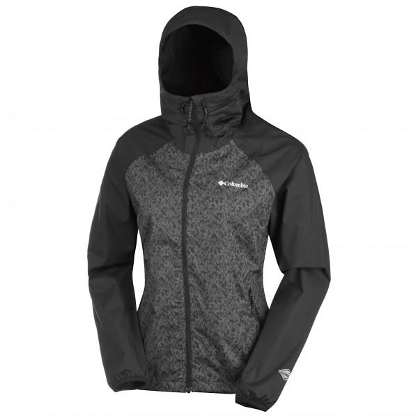 Columbia - Women's Ulica Jacket - Hardshelljacke Gr S schwarz