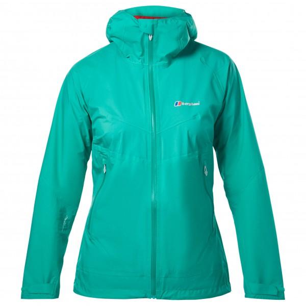 Berghaus - Women´s Fastpacking Shell Jacket Hardshelljacke Gr 10;16 türkis Sale Angebote Cottbus
