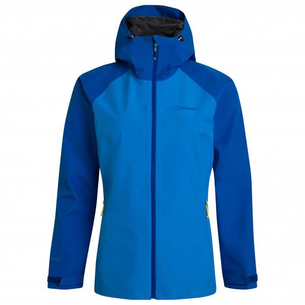 Berghaus - Womens Paclite 2.0 Shell Jacket - Waterproof Jacket Size 10  Blue