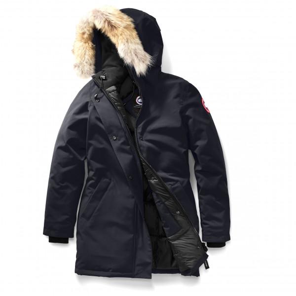 Canada Goose - Ladies Victoria Parka - Coat Size S  Black