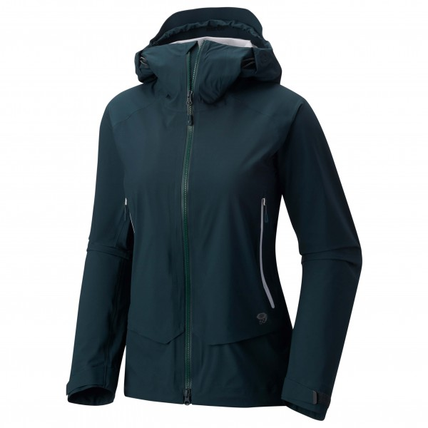 Mountain Hardwear - Women´s Superforma Jacket Gr XS schwarz