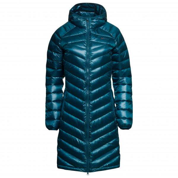 Yeti - Women's Pearth Down Coat - Mantel Gr M;S;XS blau/schwarz 679