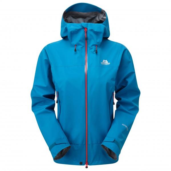Mountain Equipment - Quarrel Women's Jacket - Hardshelljacke Gr 8 blau
