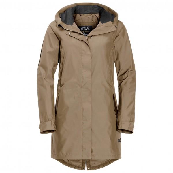Jack Wolfskin - Women's Monterey Coat - Mantel Gr XXL braun/grau