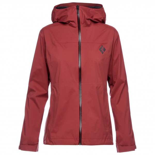 Berghaus - Hyper 100 Shell Jkt - Waterproof Jacket Size S  Red