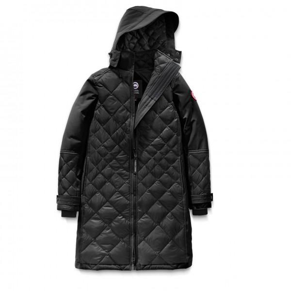 Canada Goose - Ladies Cabot Parka - Mantel Gr XS schwarz Preisvergleich