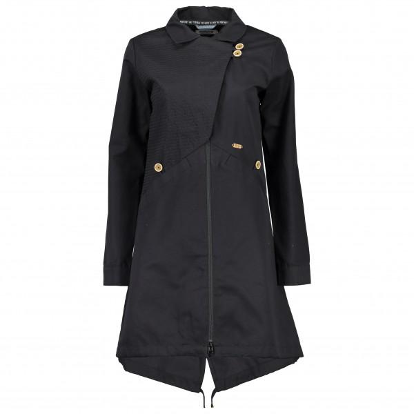 Maloja - Women´s ZernezM. Mantel Gr L schwarz jetztbilligerkaufen