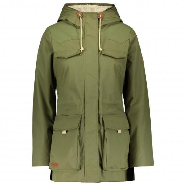 #Powderhorn – Women's Teton Field Jacket – Mantel Gr M oliv#