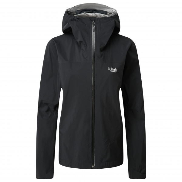 Rab - Womens Meridian Jacket - Waterproof Jacket Size 16  Black