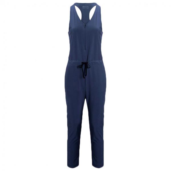 Backcountry - Women's On The Go Jumpsuit - Jumpsuit Gr XL blau BCCZ22Y-DREBLU-XL