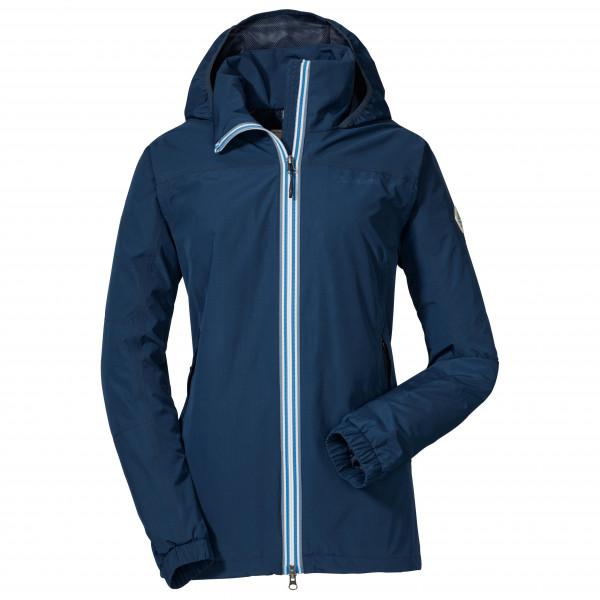 #Schöffel – Women's Jacket Yokohama2 – Regenjacke Gr 40 blau#