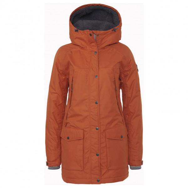Varg - Women's Åre Eco Parka Jacket - Mantel Gr L rot AW133-WRUO