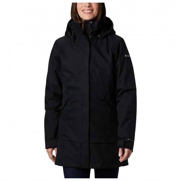 Columbia - Women's Pulaski Interchange Jacket - Mantel Gr XS schwarz