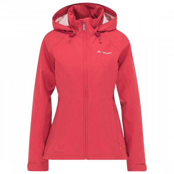 Vaude - Womens Saria Jacket - Waterproof Jacket Size 42  Red