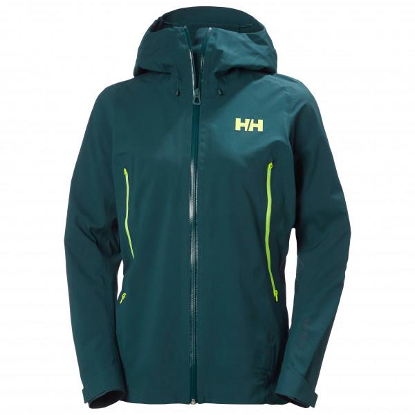 Helly Hansen - Womens Verglas Infinity Shell Jacke - Waterproof Jacket Size S  Black