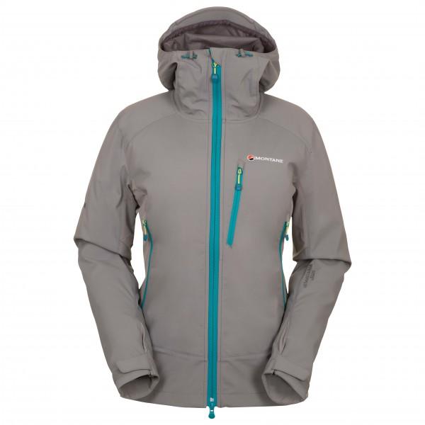 Schmogrow-Fehrow Angebote Montane - Women´s Windjammer Jacket Softshelljacke Gr 36 grau