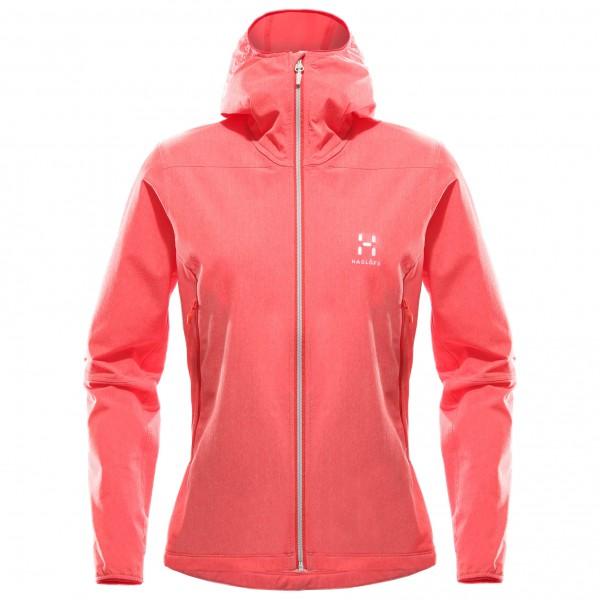 Haglöfs - Boa Hood Women Softshelljacke Gr L;M;S blau/grau;rot Sale Angebote Gablenz