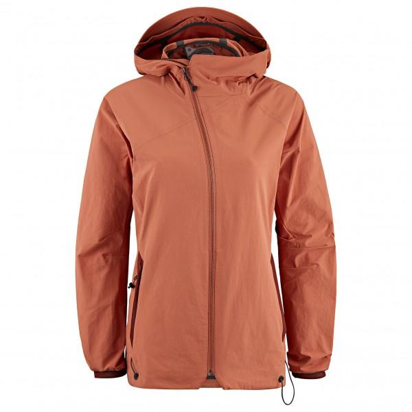Klättermusen - Women´s Vanadis Jacket Softshelljacke Gr L rot/orange Sale Angebote Gablenz