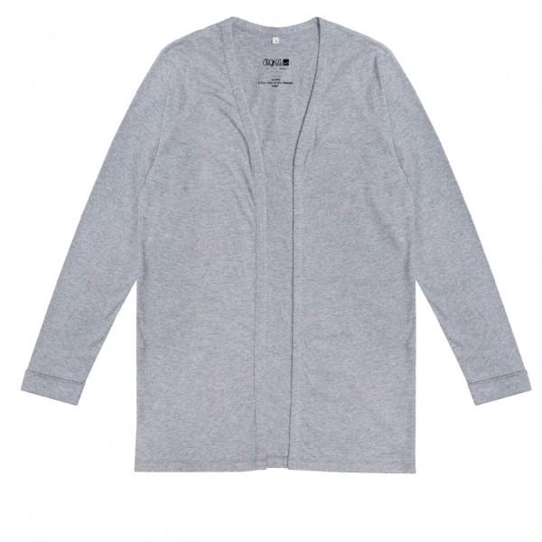 Degree - Women´s Jersey Cardigan Freizeitjacke Gr L;XS grau Sale Angebote Lieskau