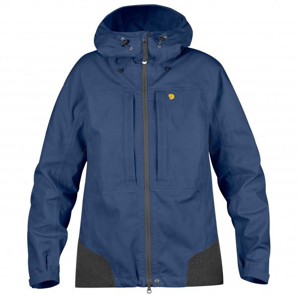 #Fjällräven – Women's Bergtagen Jacket – Softshelljacke Gr XL blau#