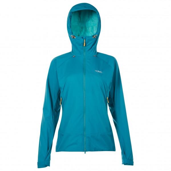 Rab - Women's Vapour-Rise Jacket - Softshelljacke Gr 14 türkis/blau