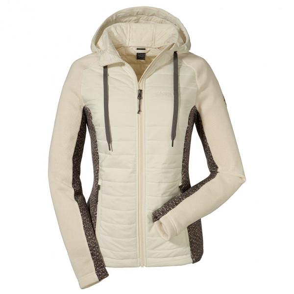#Schöffel – Women's Ins. Jacket La Paz 3 – Freizeitjacke Gr 46 weiß/beige#
