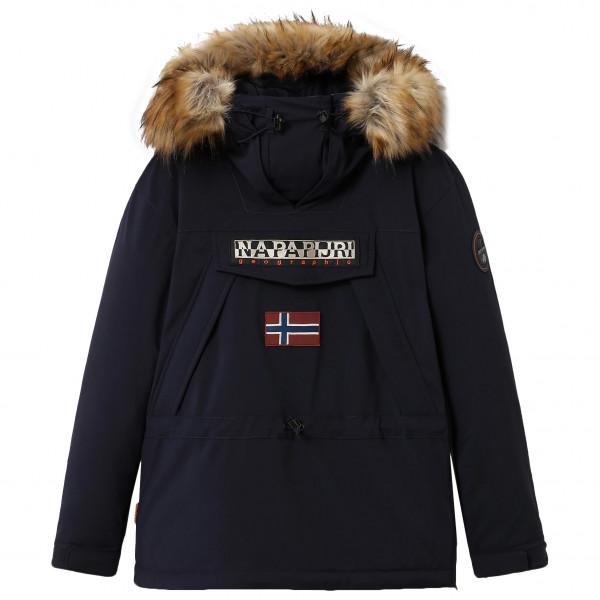 Napapijri - Womens Skidoo Wom Ef 3 - Casual Jacket Size Xxl  Black