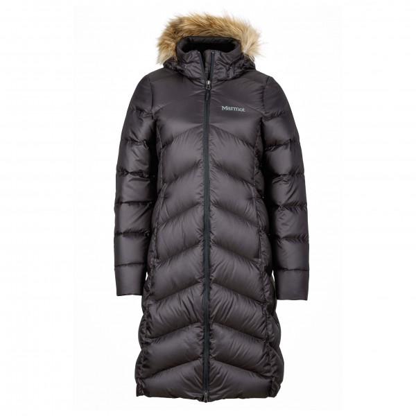 Marmot - Women´s Montreaux Coat Daunenmantel Gr XS schwarz/grau