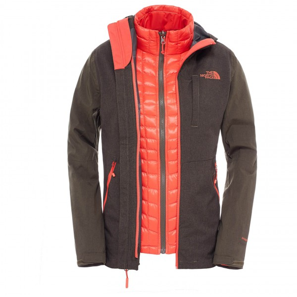 Women´s Thermoball Triclimate Jacket