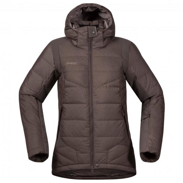 Bergans - Women's Rjukan Down Jacket - Winterjacke Gr L braun/schwarz 7651-10938