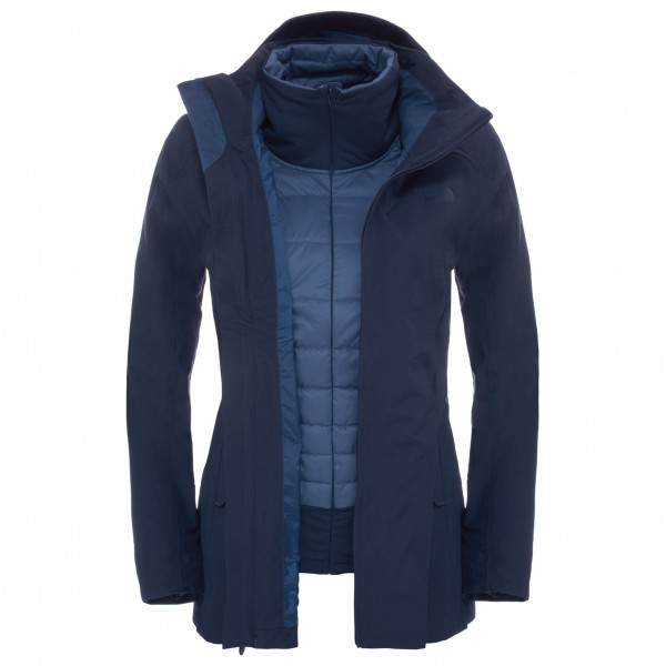 Women´s Brownwood TriClimate Jacket Gr S blau