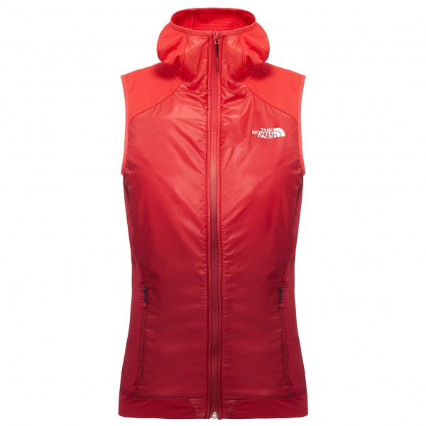 The North Face - Women´s Kokyu Hooded Vest Kunstfaserweste Gr S rot Sale Angebote Sergen
